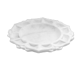round shape marble plate, round shape marble trey, best design round shapr marble plate,